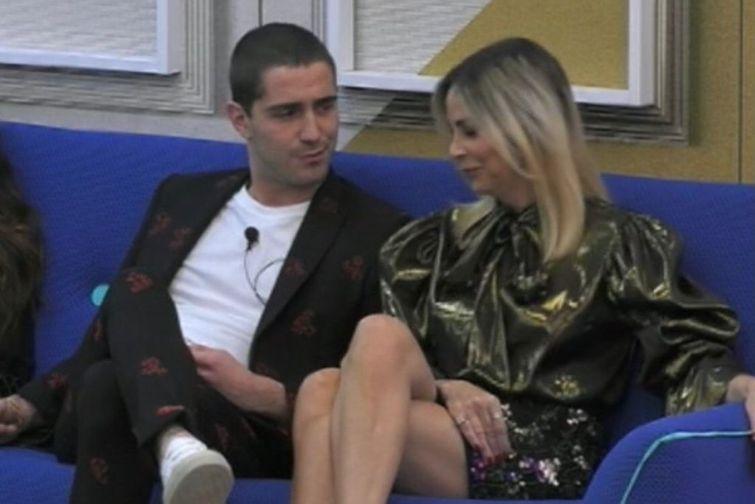 Tommaso Zorzi e Stefania Orlando GF Vip