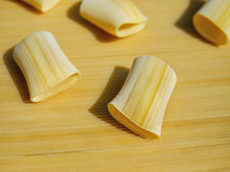 paccheri formato pasta