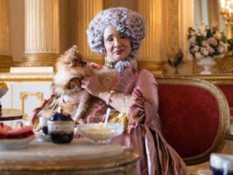 regina carlotta Bridgerton