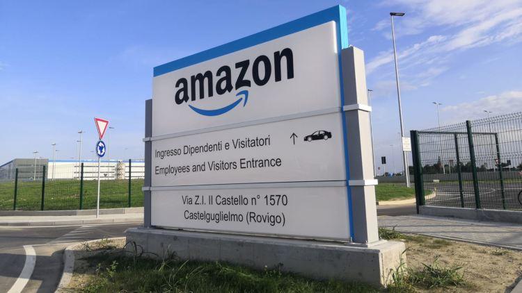 Amazon Furto Dipendente Rovigo