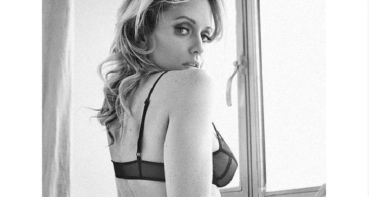 Justine Mattera Topless