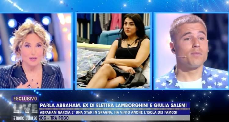 Live Abraham Garcia Arevalo