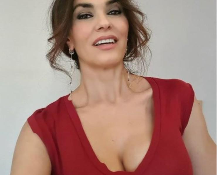 Maria Grazia Cucinotta quarantena Cina