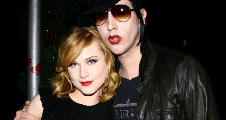 Marilyn Manson e Evan Rachel Wood accuse