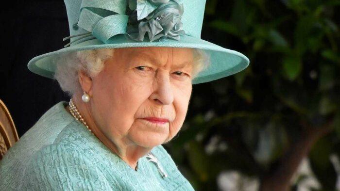 Regina Elisabetta seria