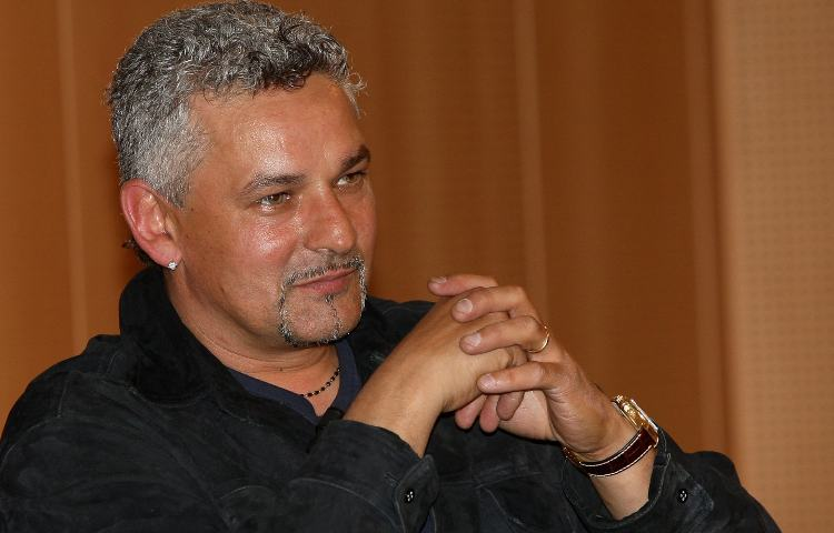 Roberto Baggio primo piano