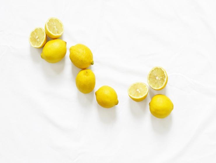 mettere limone nel forno