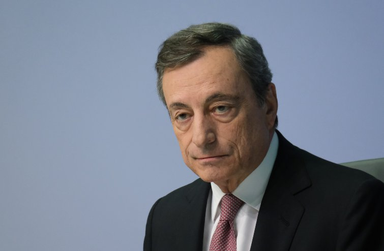 Mario Draghi preoccupazione emergenza covid