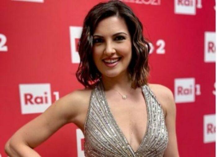 Giovanna Civitillo Outfit PrimaFestival