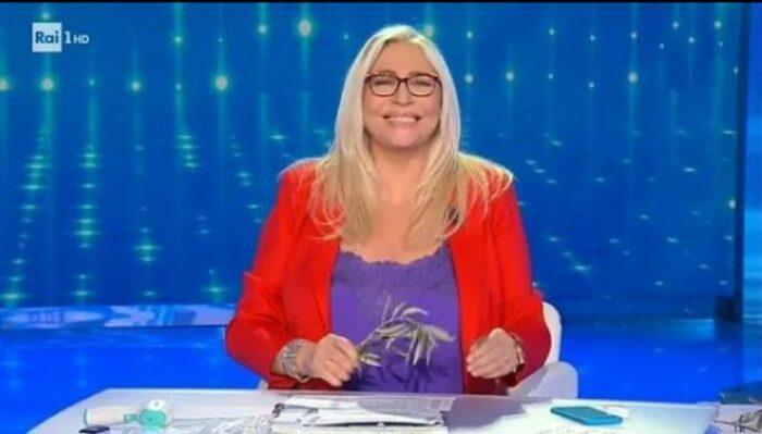 Mara Venier sorridente