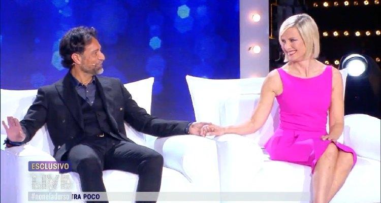 Pietro e Antonella a Live