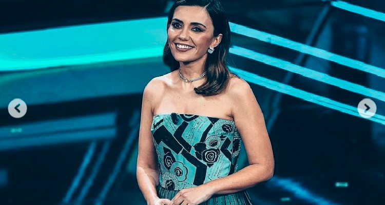 Serena Rossi a Sanremo