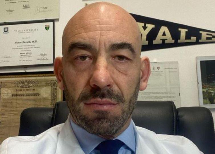 Matteo Bassetti proposta vaccini calcio
