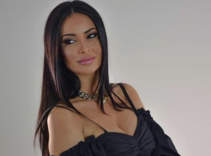 Monica Bertini sensuale