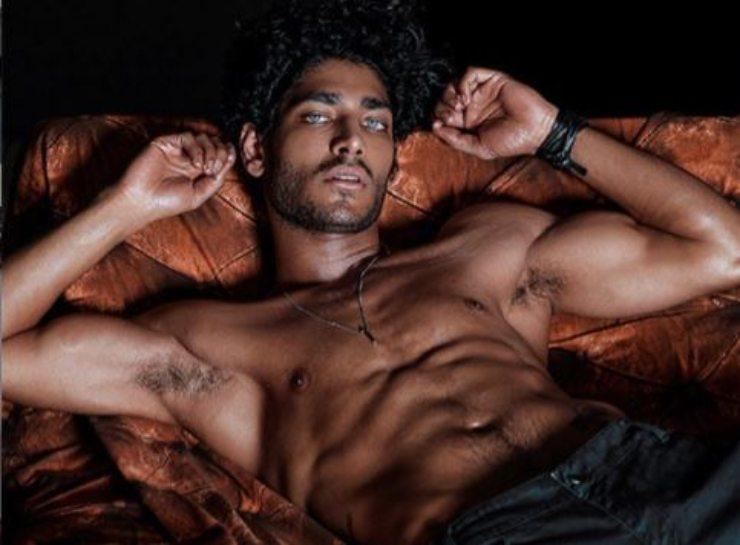 Akash Kumar modello