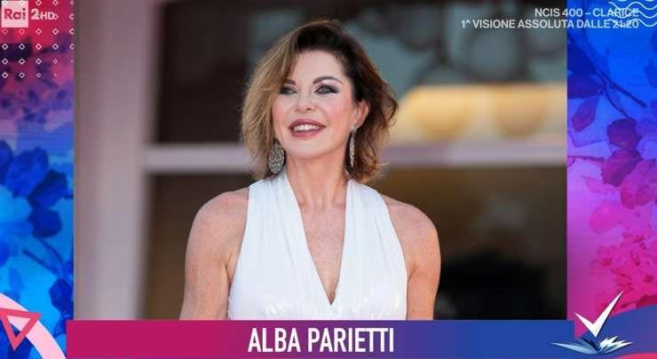 Alba Parietti Soprannome Fellini