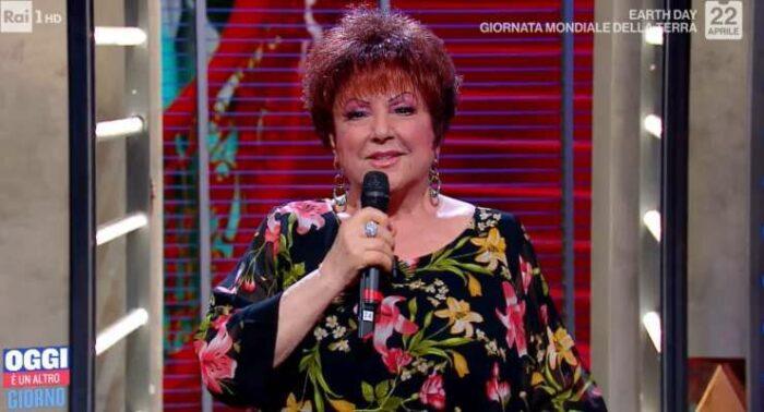 Orietta Berti canta