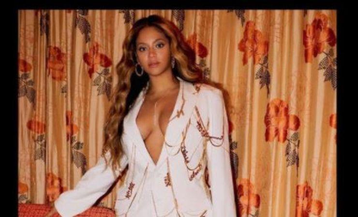 Beyonce sensuale
