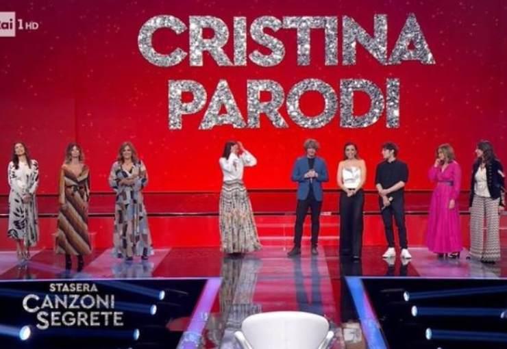 Cristina a Canzone Segreta