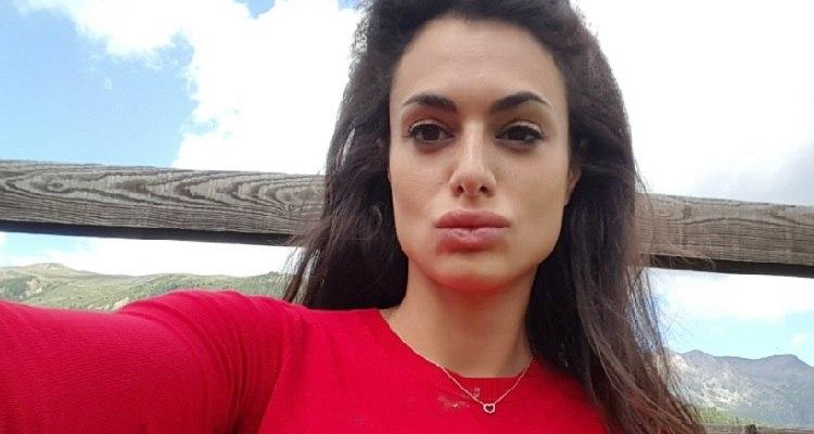 Cristina Del Basso ex gieffina