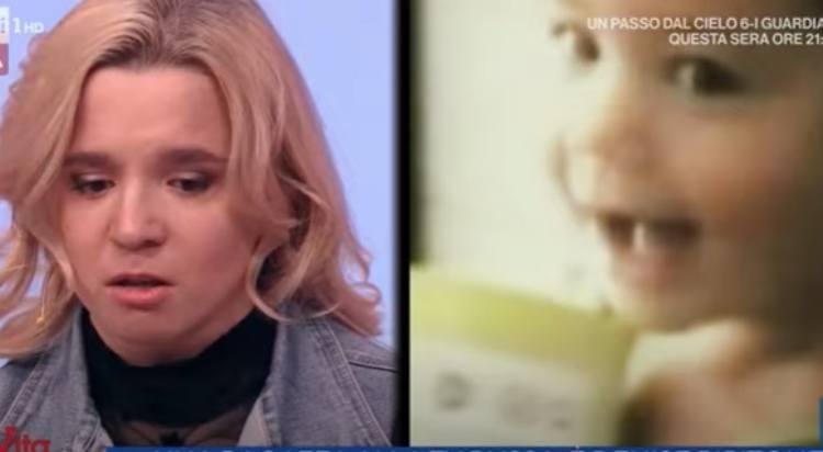 Ricostruzione della somiglianza tra Denise Pipitone e Olesya Rostova