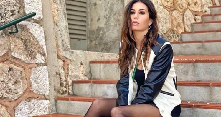 Elisabetta Gregoraci posa sensuale