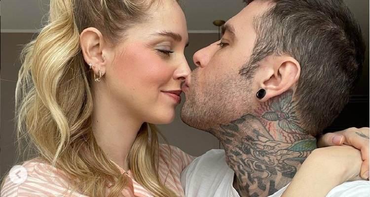 Fedez e Chiara Ferragni innamorati