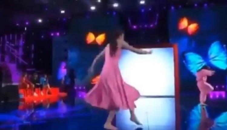 Amici 20, Giulia Stabile balla con Olivia