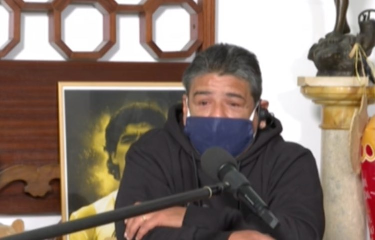 Hugo Maradona a storie italiane