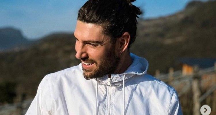 Ignazio Moser sorriso