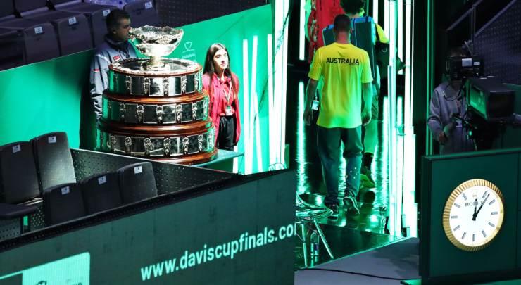 La Coppa Davis nelle ultime finali
