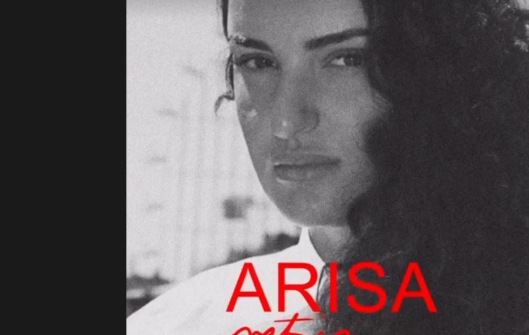 La cantante Arisa