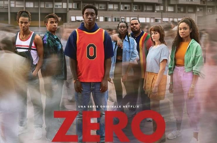 La locandina di Zero