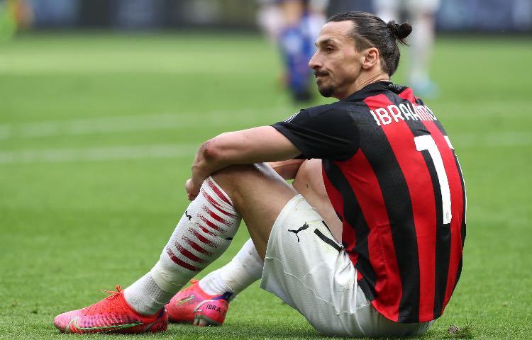 Zlatan Ibrahimovic, Milan-Sampdoria