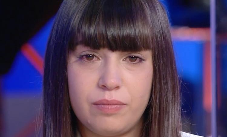 Malika Chalhy al Maurizio Costanzo Show