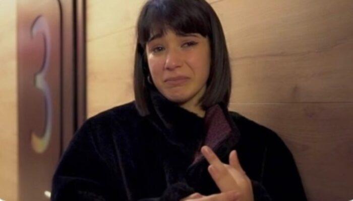 Amici 20, Martina piange eliminata
