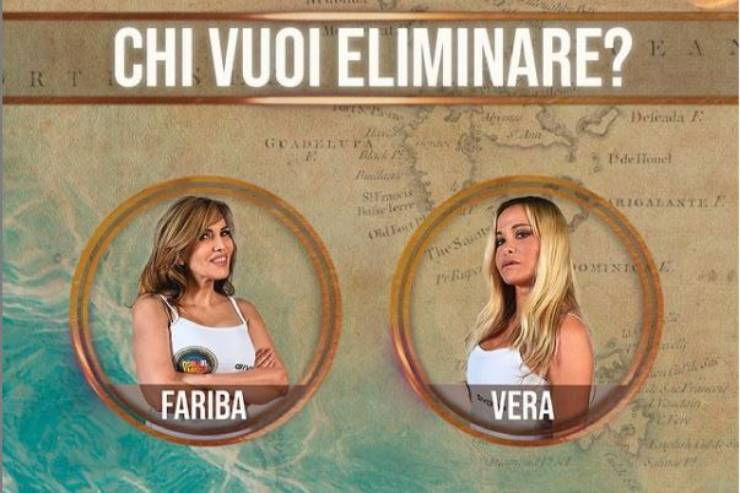 Fariba e Vera in nomination