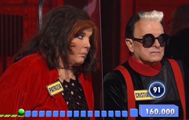 Patrizia De Blanck e Malgioglio