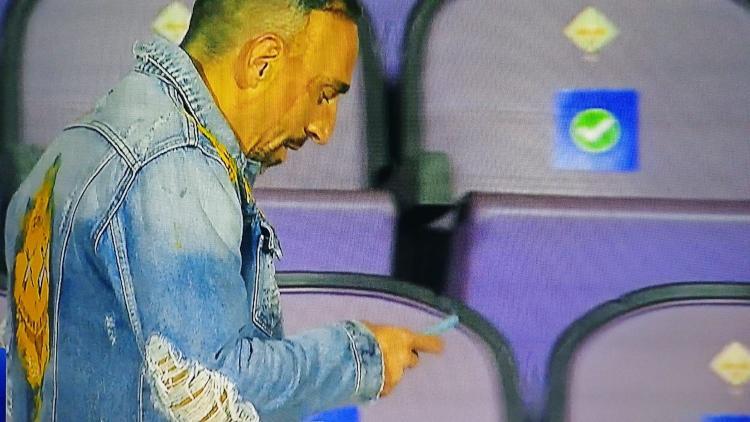 Ribery e la giacca che non piace ai tifosi