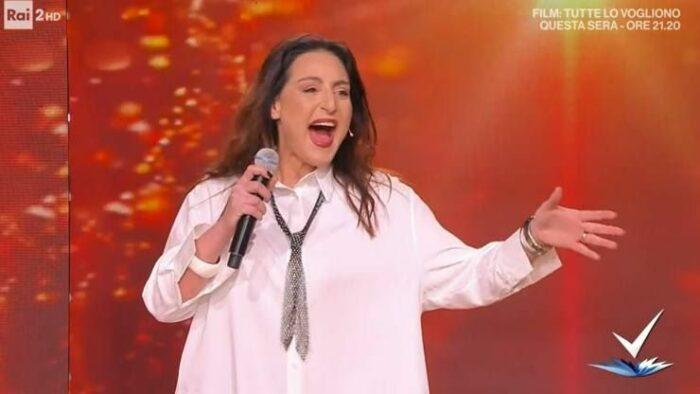 Roberta Faccani cantante