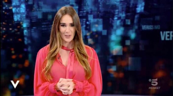 Silvia Toffanin conduttrice