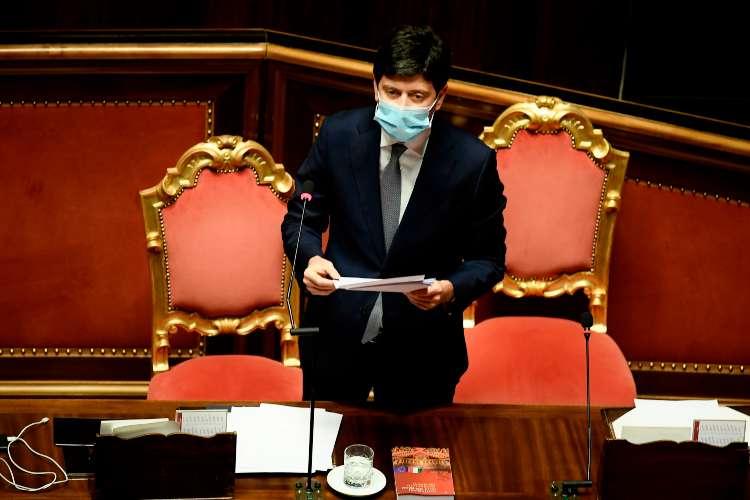 Covid, Speranza in Parlamento