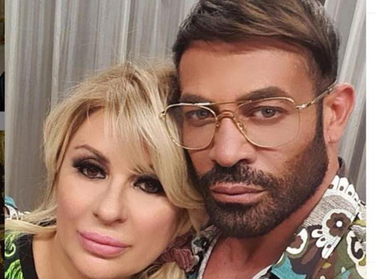 Tina e Gianni Sperti