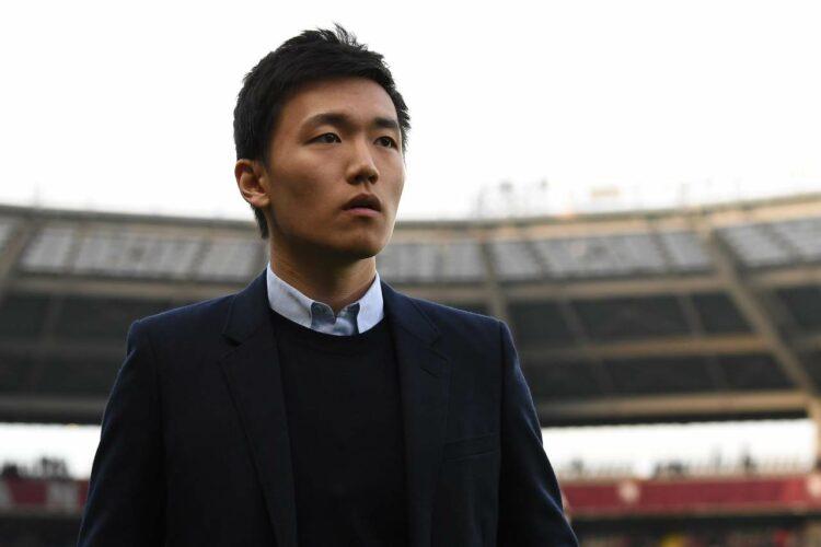 Zhang allo stadio