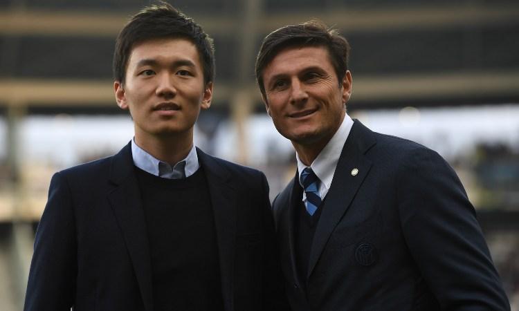 Inter Lascia Superlega Zhang Zanetti