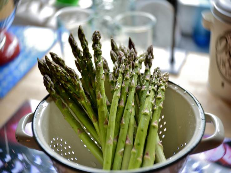 asparagi crudi