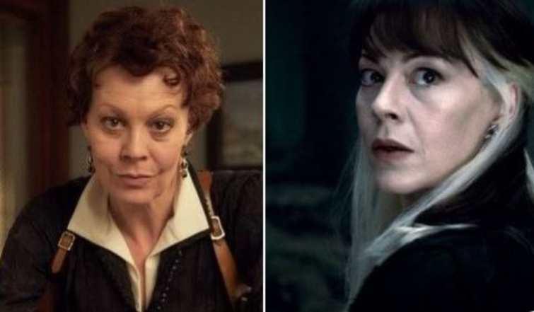 Polly Shelby e Narcissa Malfoy