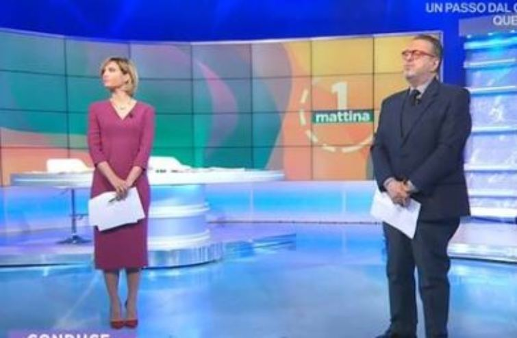 Monica Giandotti Marco Frittella Unomattina