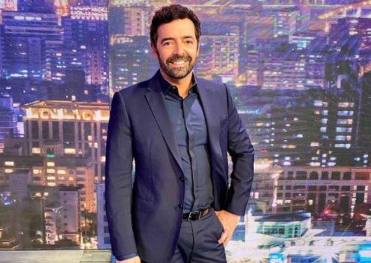 Alberto Matano conduttore La vita in diretta