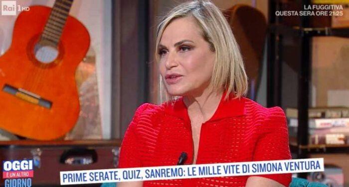 Simona Ventura conduttrice